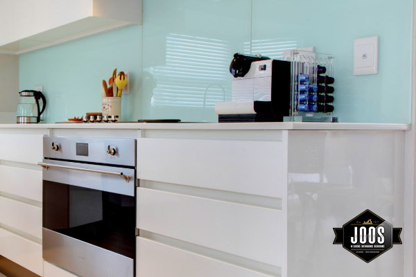 Joos Kitchens - A backsplash can act as a focal point in the kitchen