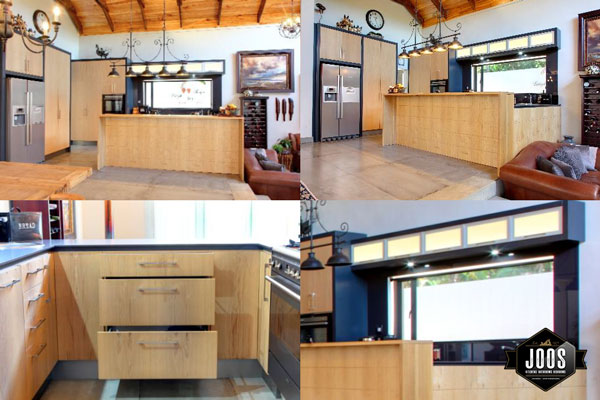 Joos Kitchens - The warmth of wood – Kitchen Eversdal