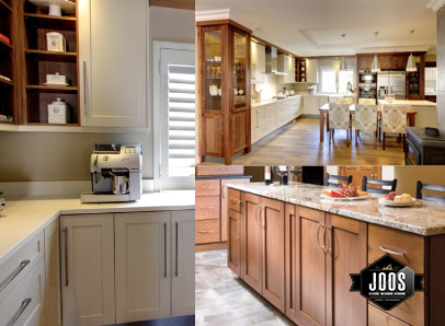 Joos Kitchens - Shaker style is still a classic for cabinets
