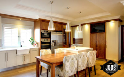 Shaker style is still a classic for cabinets
