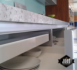 Joos Kitchens - The handle-less kitchen look