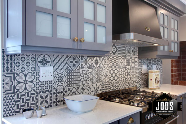 Gastronomes delight in gorgeous geometrics and greys