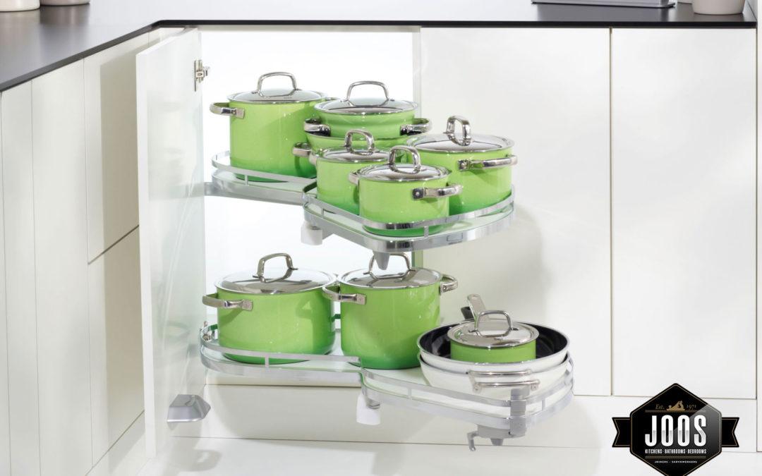Ideas for Corner Cupboards
