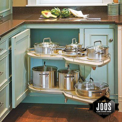 JOOS Kitchens - Corner Cupboards